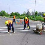 Phân loại sơn kẻ vạch đường giao thông trên thị trường hiện nay