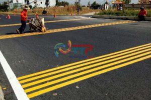 Những tính năng nổi bật của sơn kẻ đường giao thông