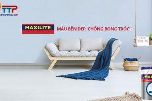Hướng dẫn sử dụng sơn lót Maxilite trong nhà