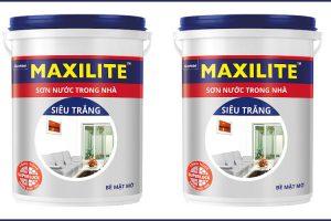 Bảng báo giá sơn maxilite siêu trắng chính hãng tại Hà Nội